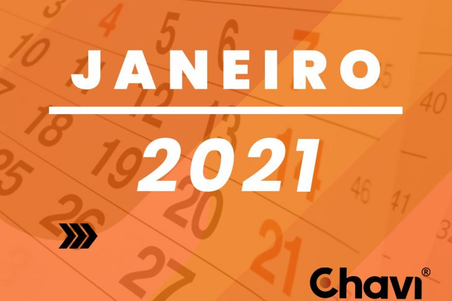 Janeiro 2021 na Chavi