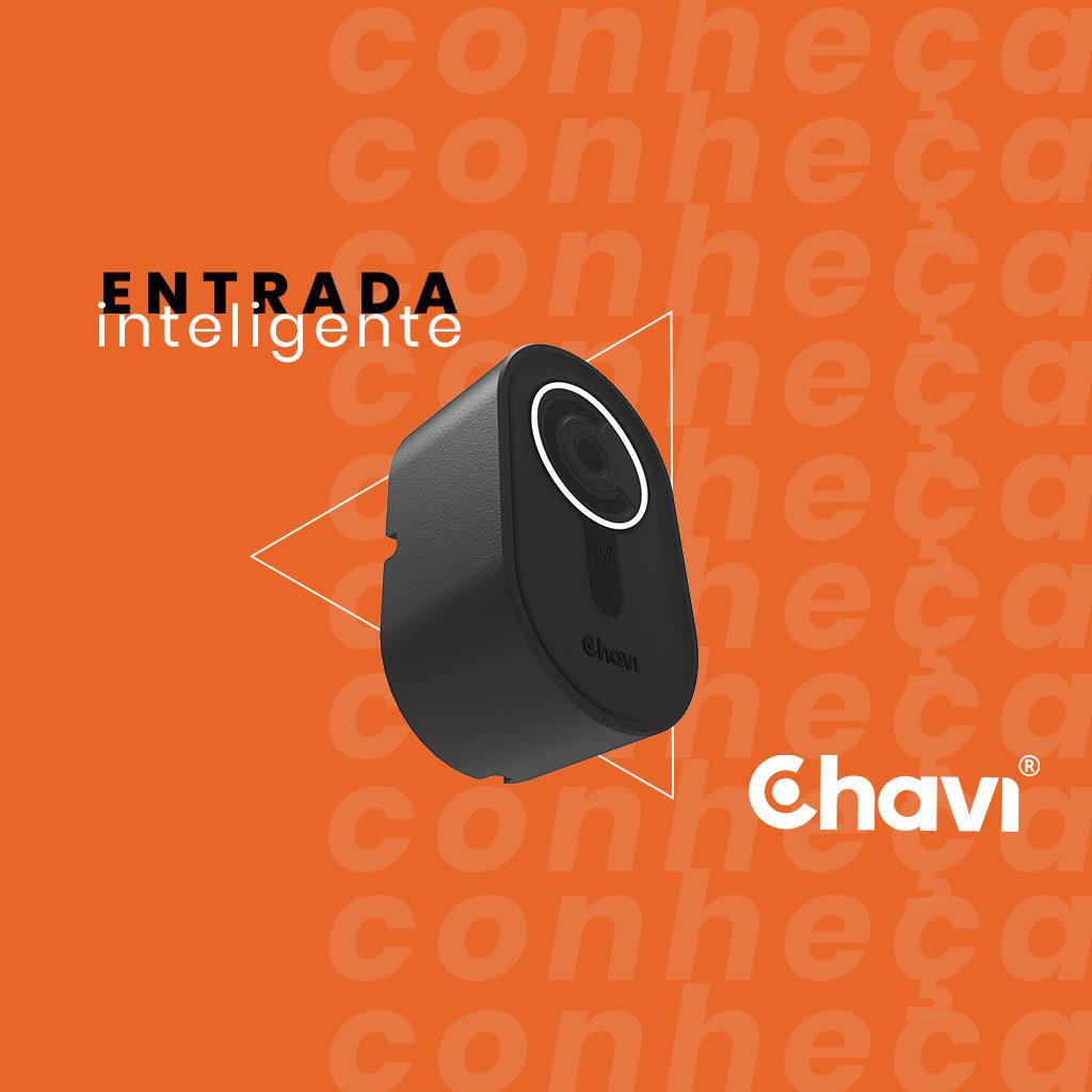 Entrada Inteligente da Chavi