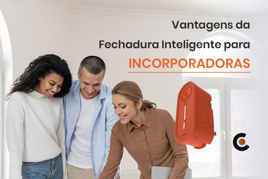 Saiba mais sobre a única Fechadura Inteligente desenvolvida para Incorporadoras: Facilidade de acesso para vistorias e manutenções do imóvel.